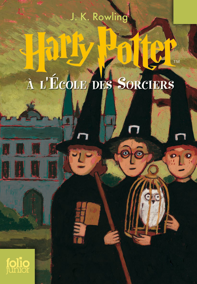 'Philosopher's Stone' French edition