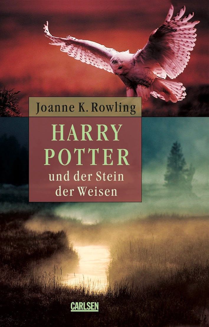 'Philosopher's Stone' German adult edition