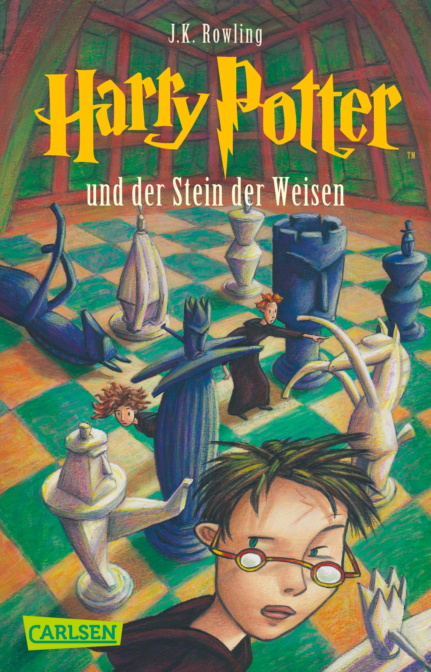'Philosopher's Stone' German edition
