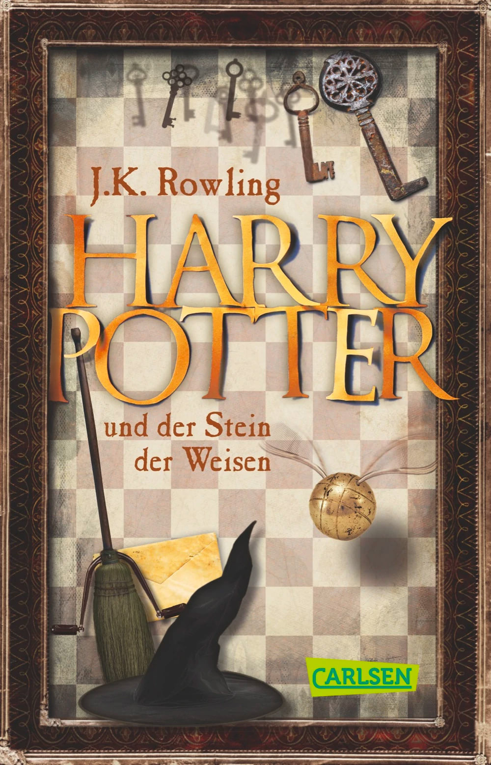 'Philosopher's Stone' German anniversary pocket edition