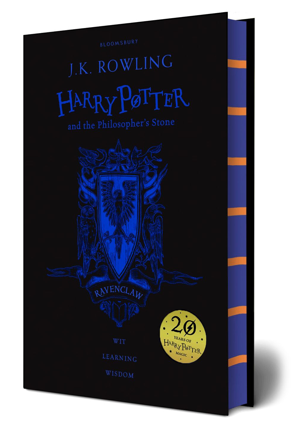 'Philosopher's Stone' house edition (Ravenclaw) (hardback)