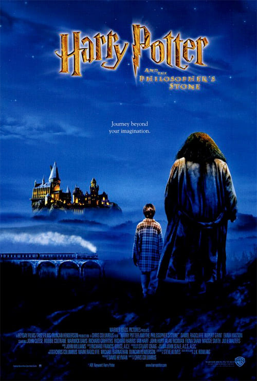 'Philosopher's Stone' 'Journey Beyond Your Imagination' poster