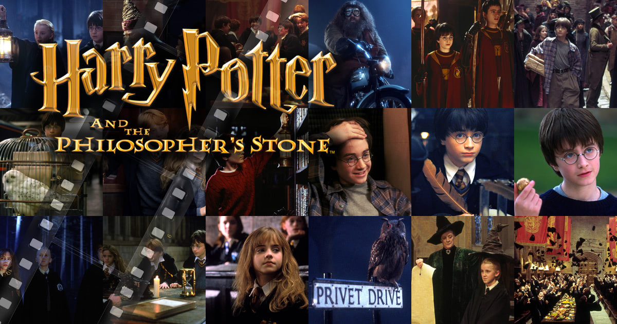 'Philosopher's Stone' movie stils