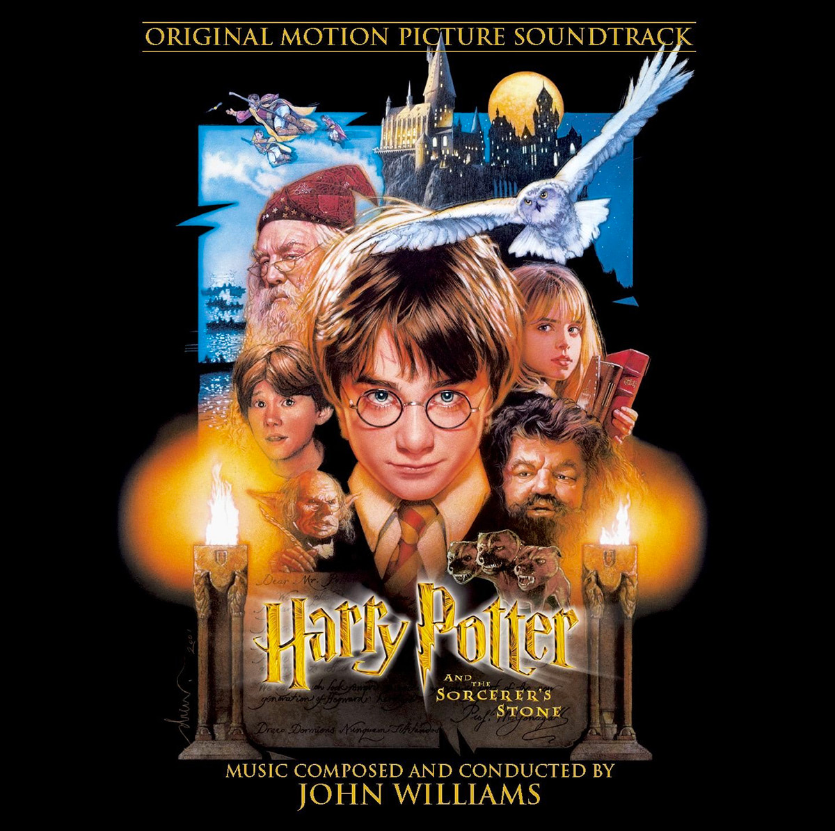 'Philosophers's Stone' soundtrack