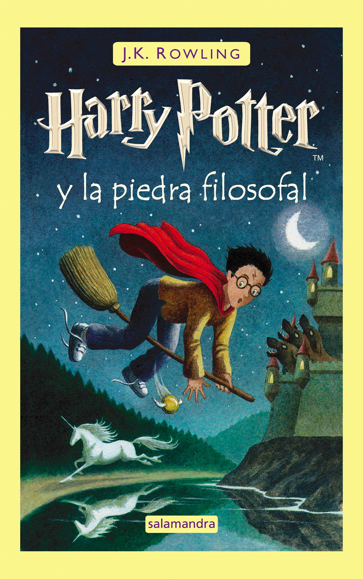 'Philosopher's Stone' Spanish edition