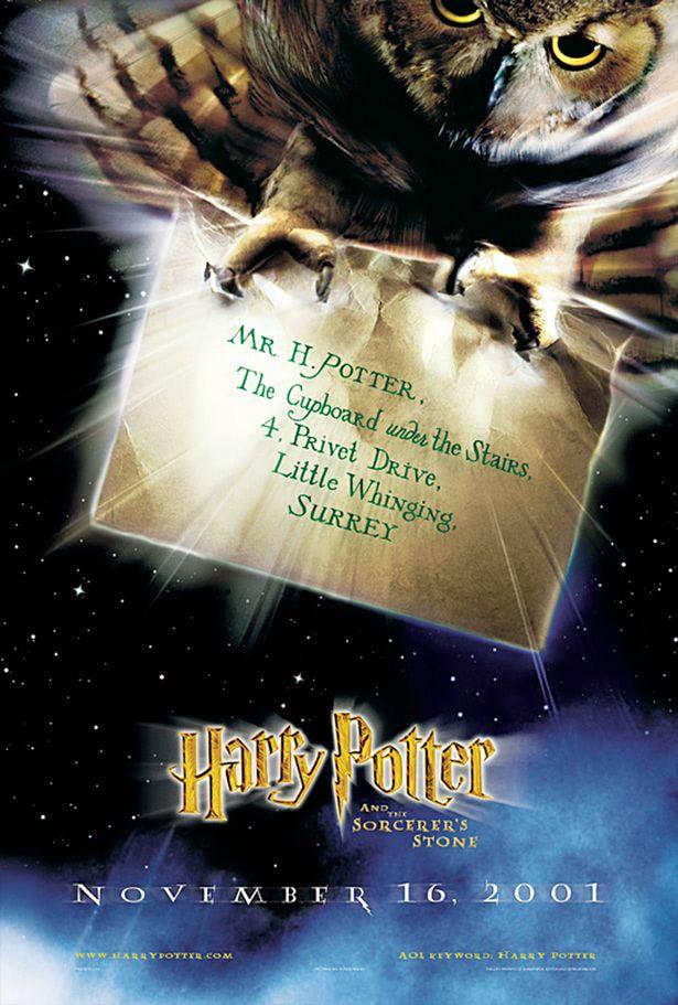 'Philosopher's Stone' teaser poster