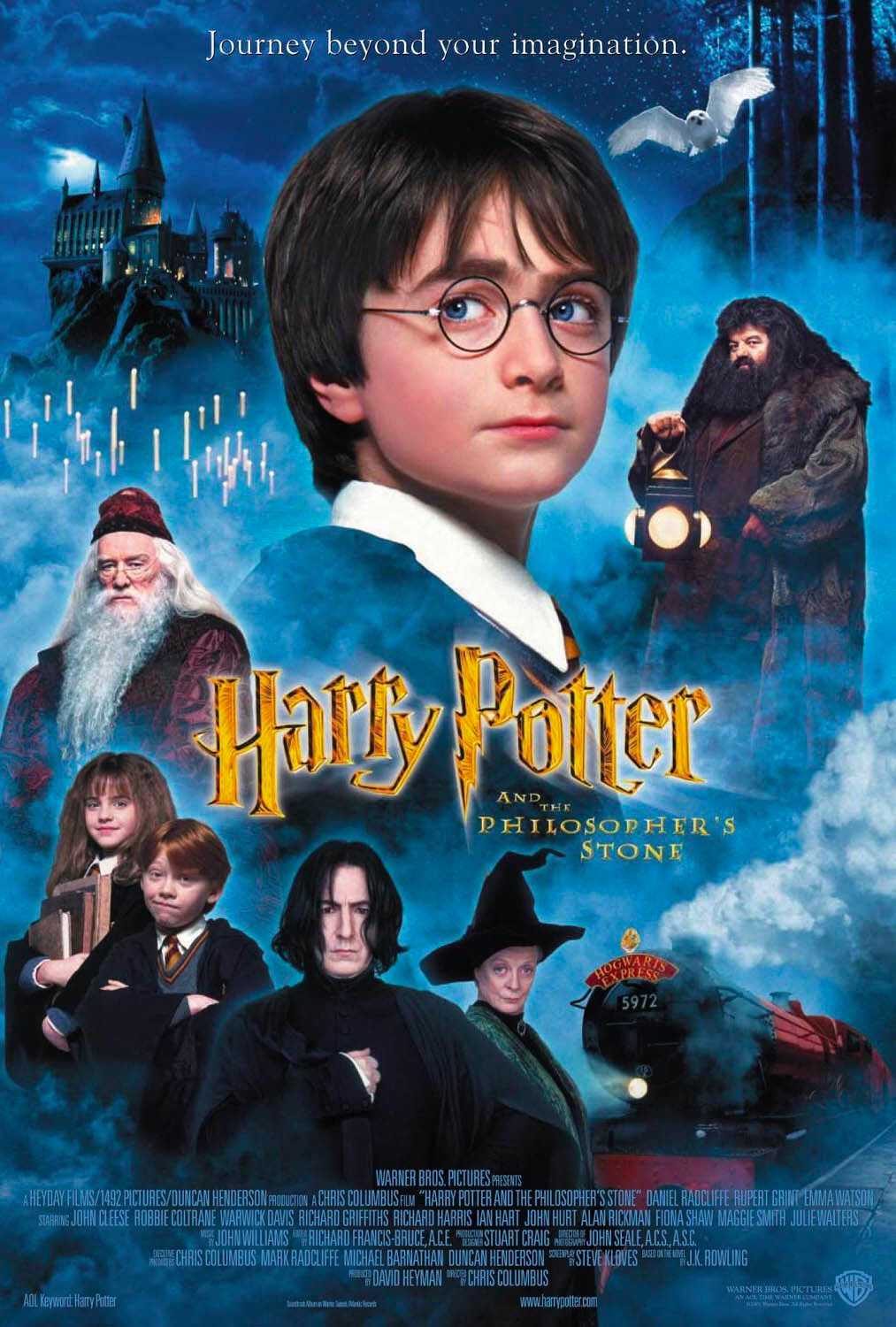 'Philosopher's Stone' theatrical poster