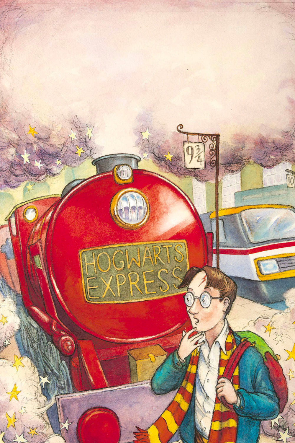 'Philosopher's Stone' cover artwork (Thomas Taylor)