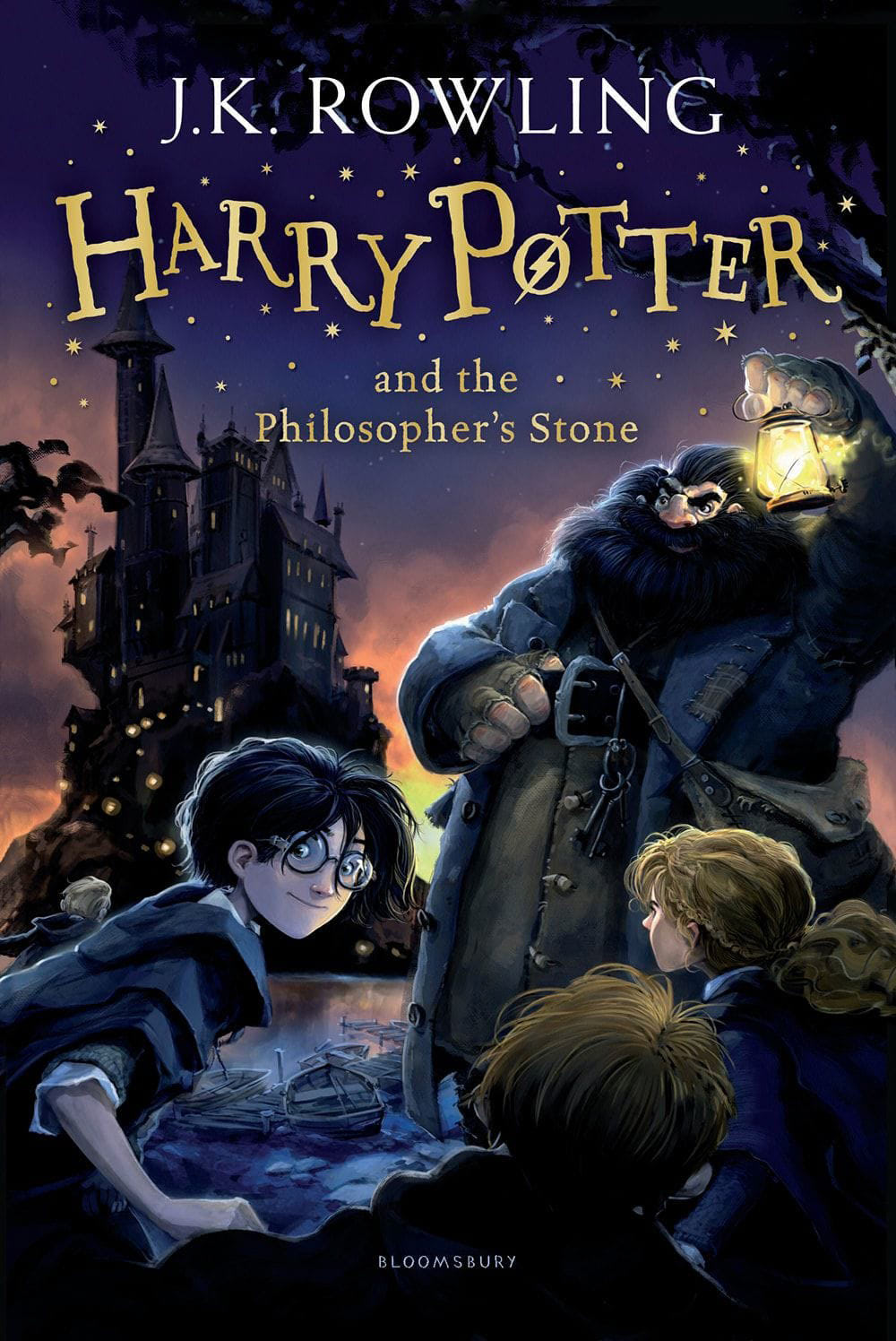 'Philosopher's Stone' UK children's edition (2014)