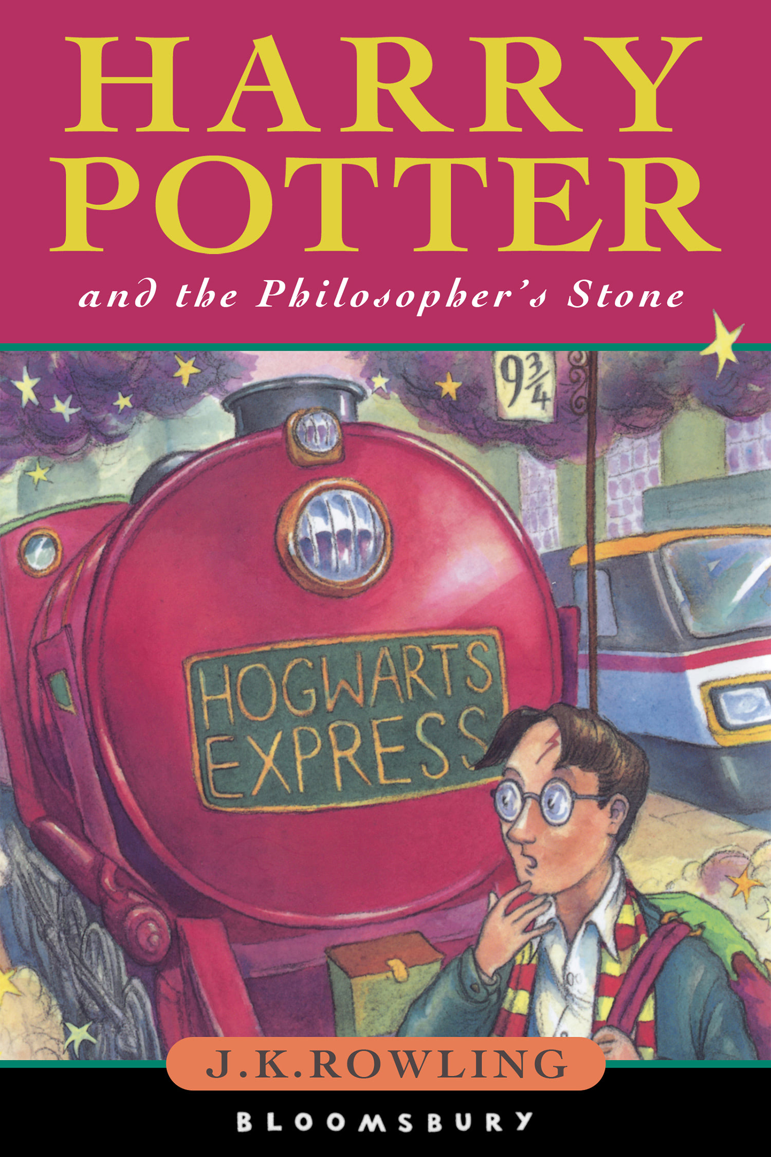 'Philosopher's Stone' UK children's edition
