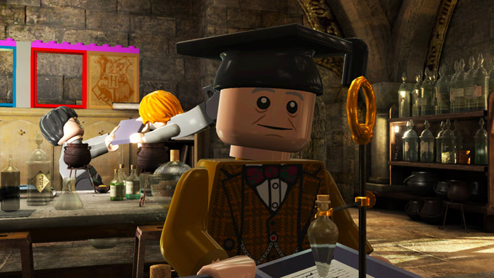 Potions lesson (LEGO Harry Potter: Years 5-7)