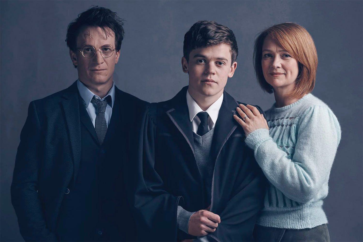 Potter family ('Cursed Child' West End)