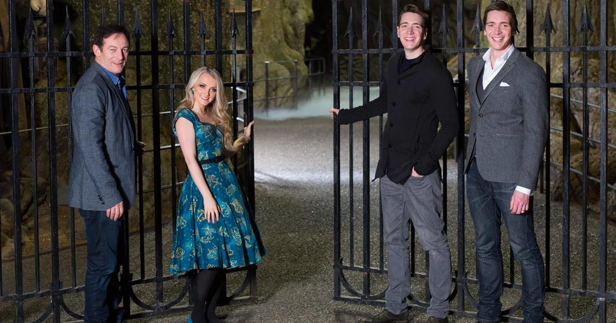 'Potter' stars help launch Forbidden Forest studio tour expansion