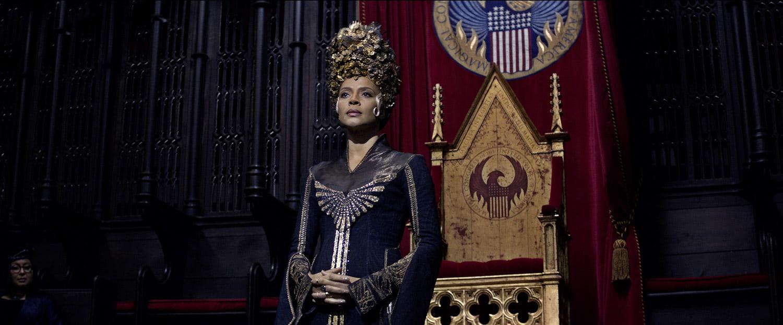 President Seraphina Picquery