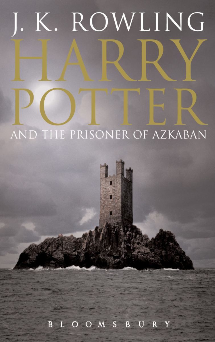 'Prisoner of Azkaban' adult edition