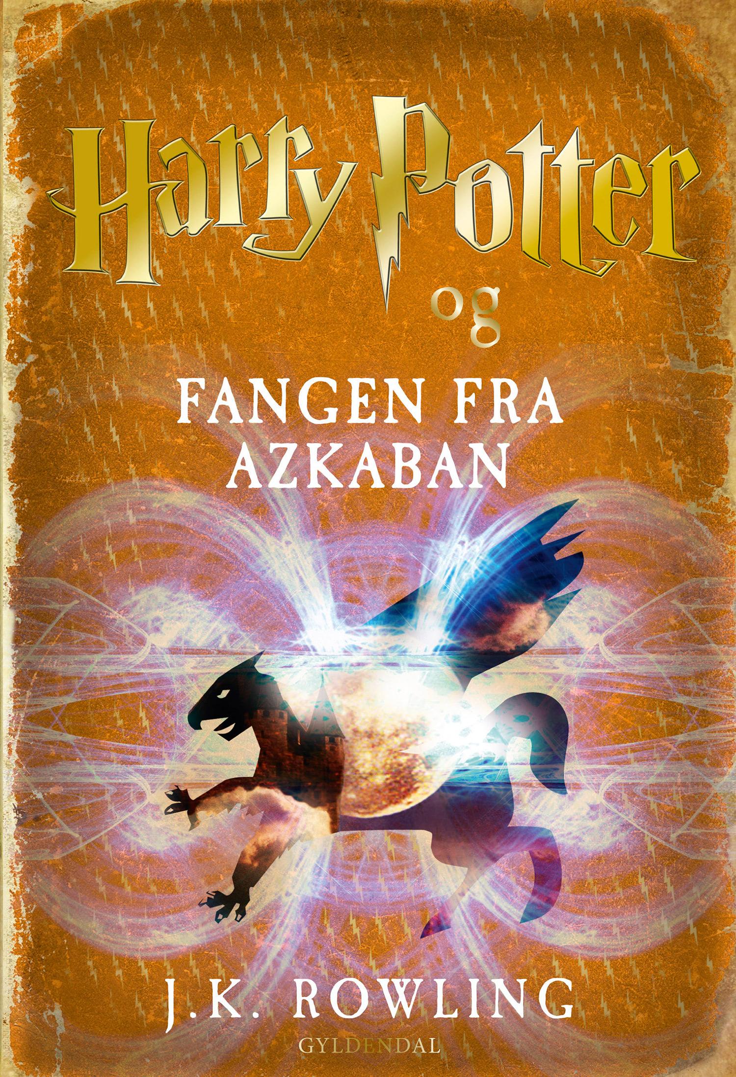 'Prisoner of Azkaban' Danish edition (2012)