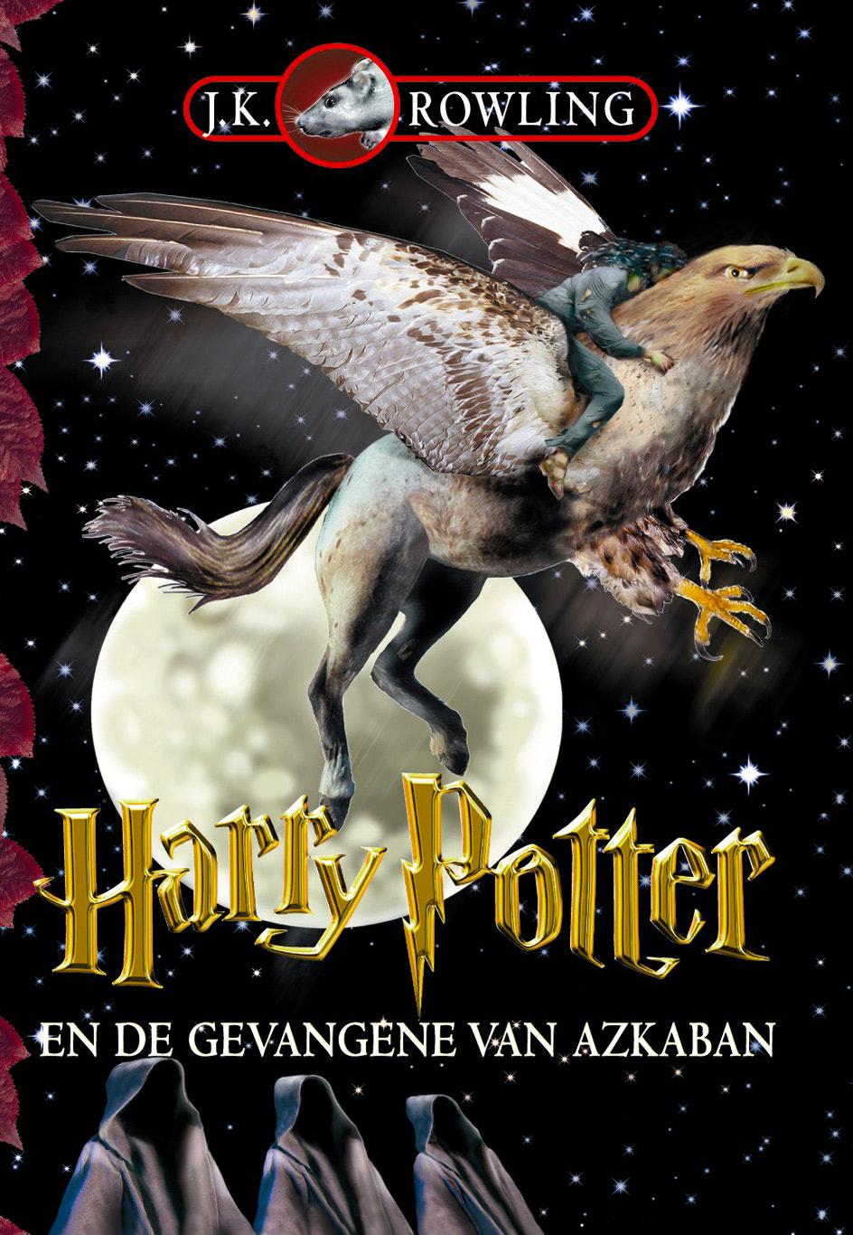 'Prisoner of Azkaban' Dutch edition