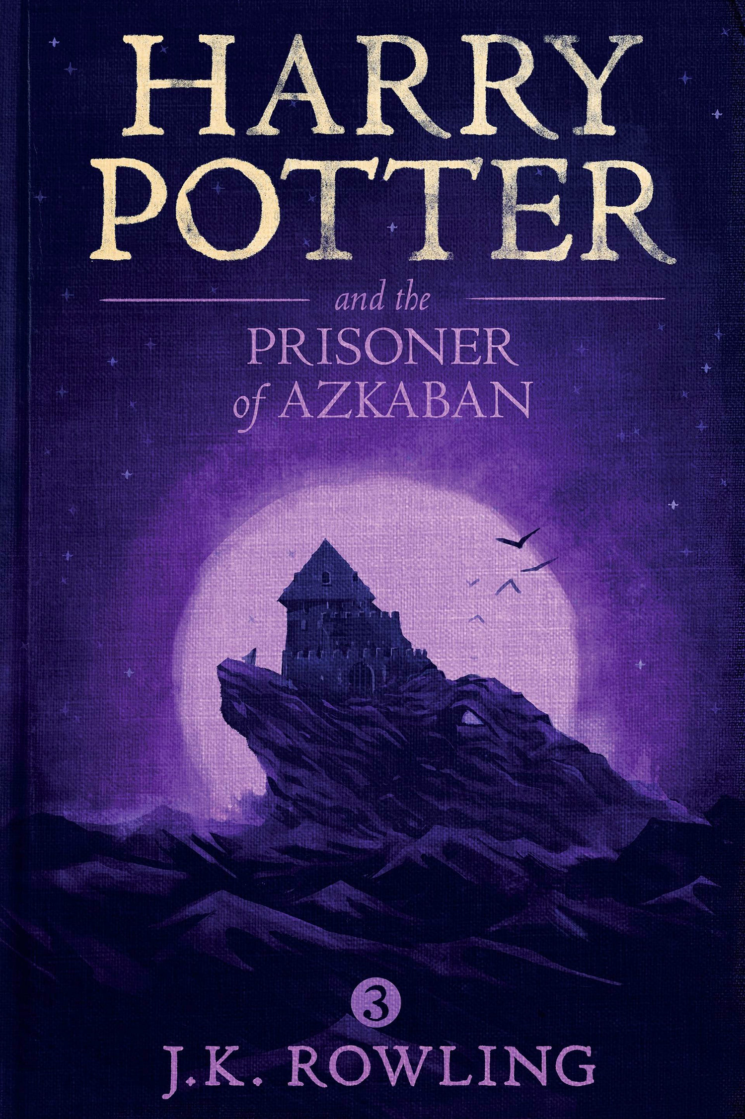 'Prisoner of Azkaban' eBook (2016)