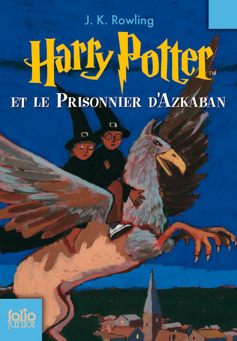 'Prisoner of Azkaban' French edition
