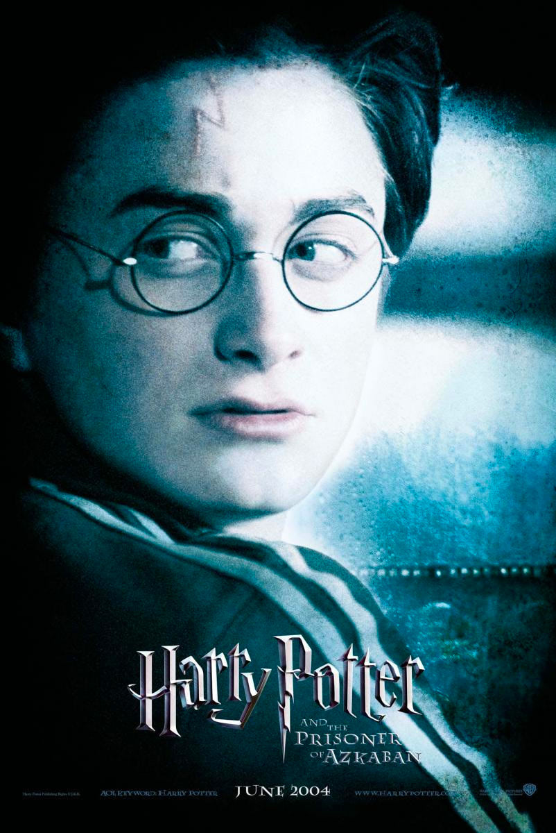 'Prisoner of Azkaban' Harry poster #2