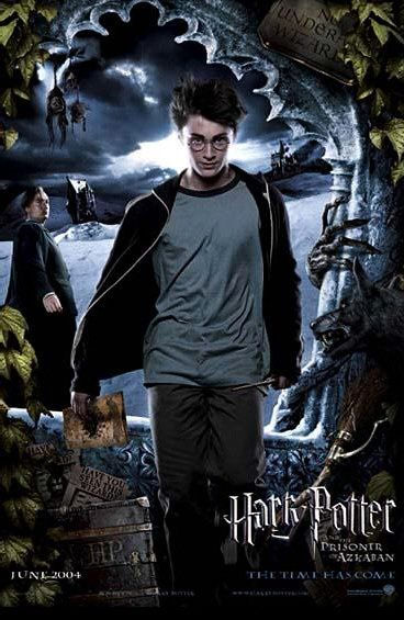 'Prisoner of Azkaban' Harry poster