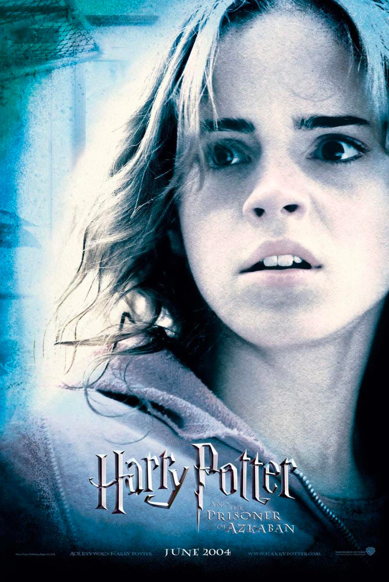 'Prisoner of Azkaban' Hermione poster #2