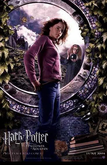 'Prisoner of Azkaban' Hermione poster