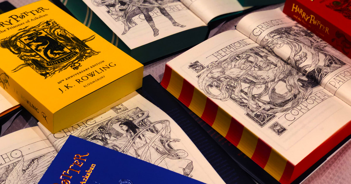 Review: all eight 'Prisoner of Azkaban' 20th anniversary house editions