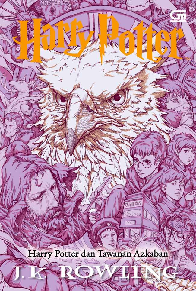 'Prisoner of Azkaban' Indonesian edition