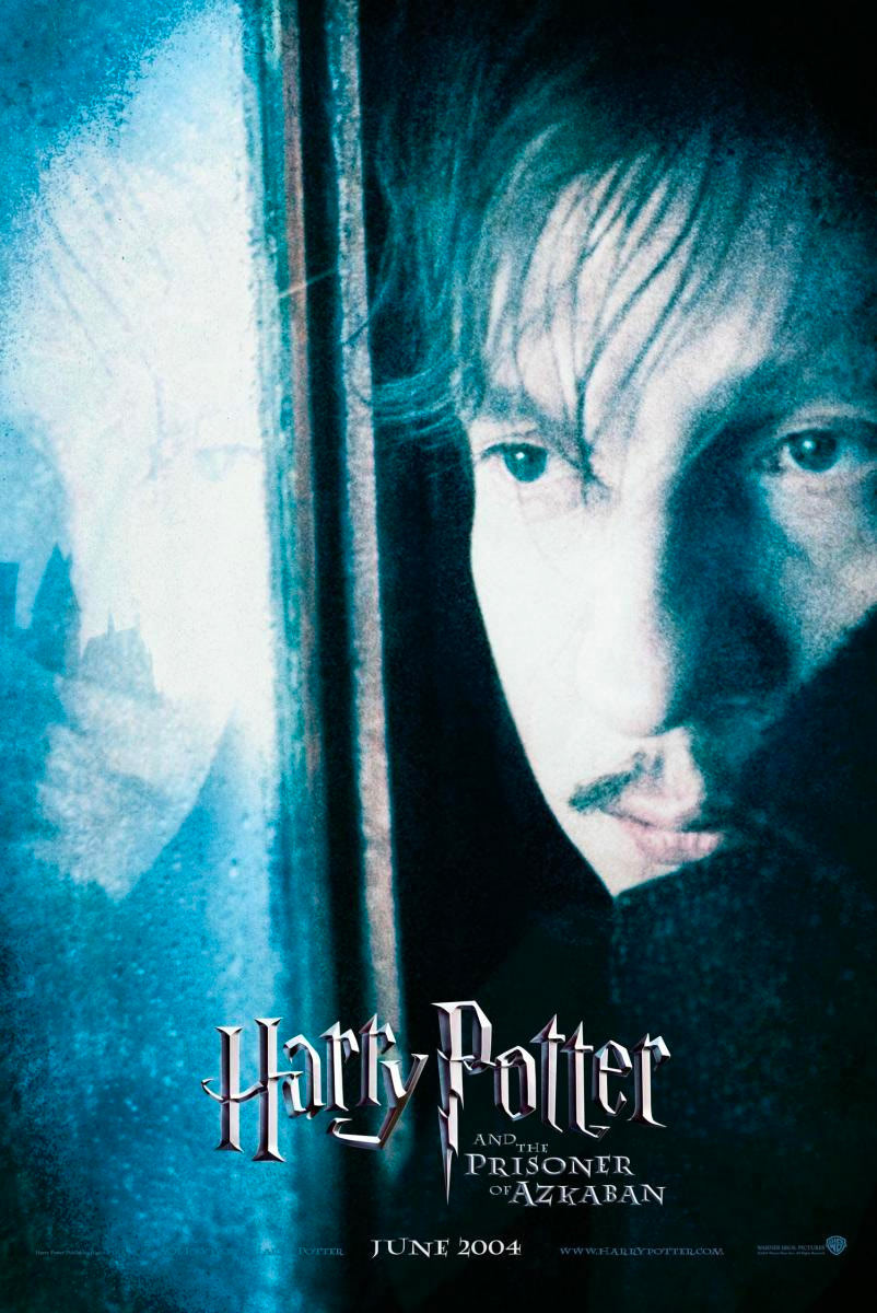 'Prisoner of Azkaban' Lupin poster