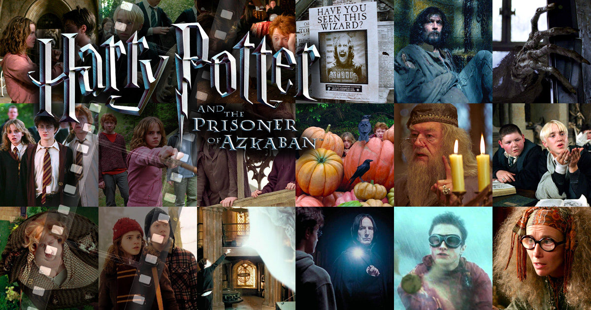'Prisoner of Azkaban' movie stills