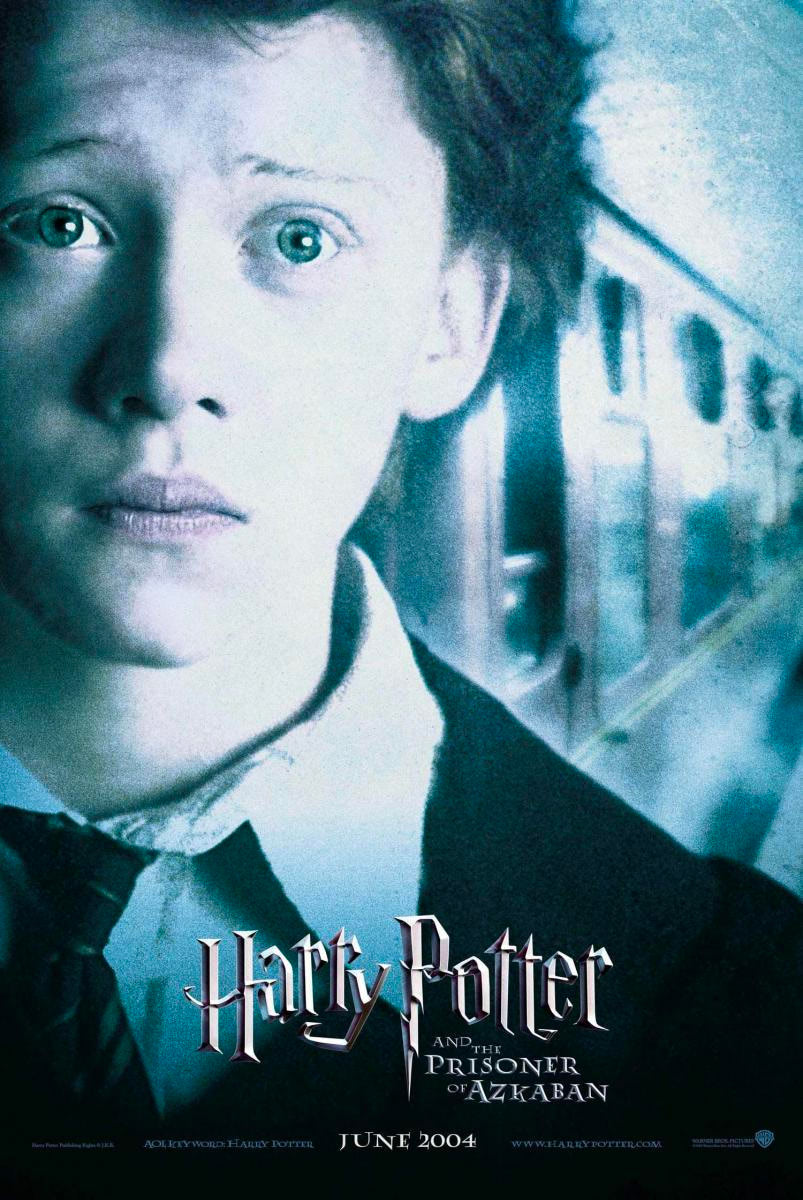 'Prisoner of Azkaban' Ron poster #2