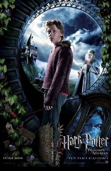 'Prisoner of Azkaban' Ron poster