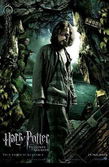 'Prisoner of Azkaban' Sirius poster