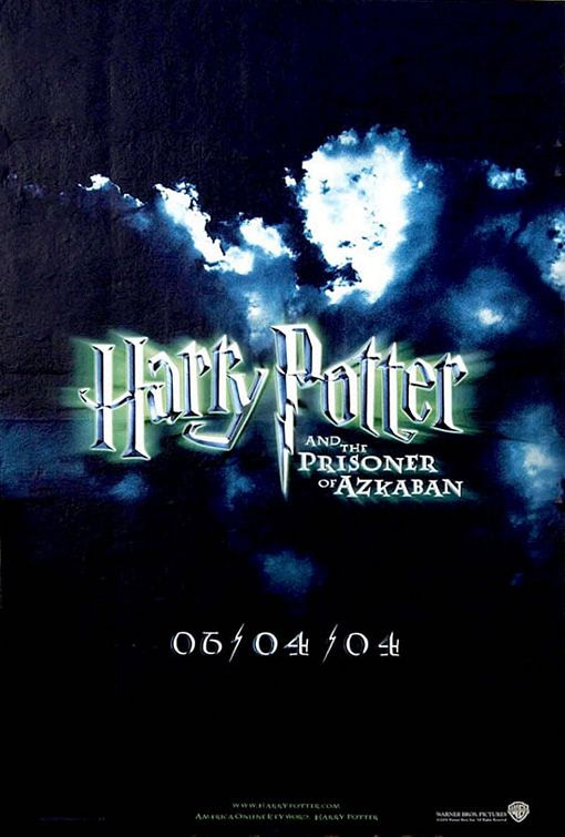 'Prisoner of Azkaban' teaser poster