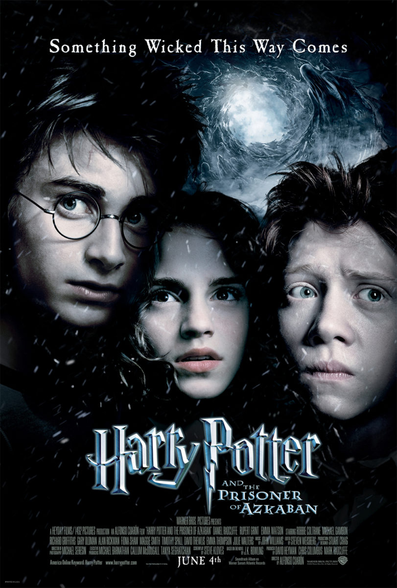 'Prisoner of Azkaban' theatrical poster