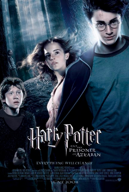'Prisoner of Azkaban' theatrical poster #3
