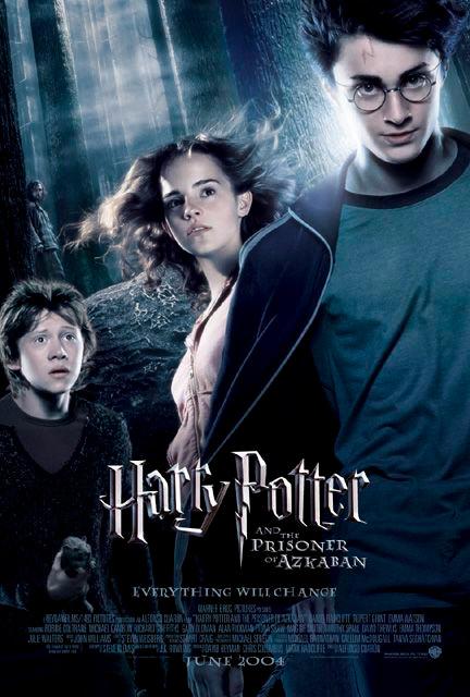 'Prisoner of Azkaban' theatrical poster #3