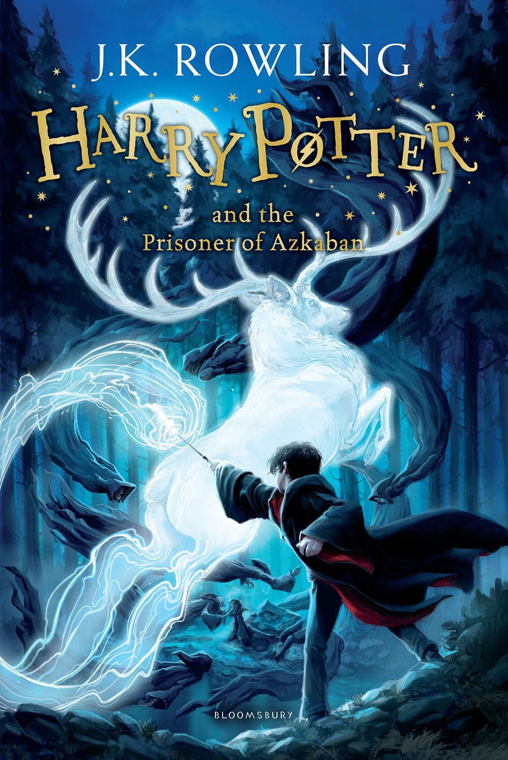 'Prisoner of Azkaban' UK children's edition (2014)
