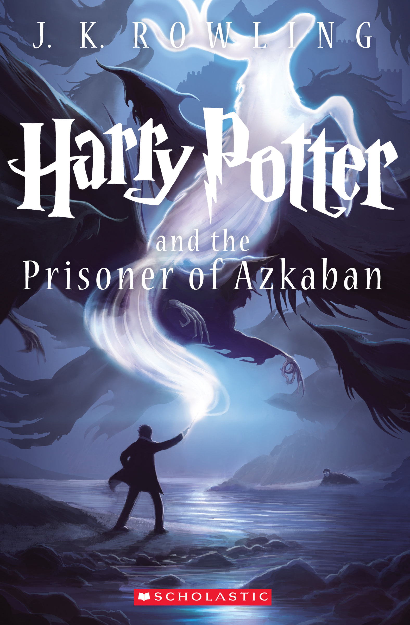 'Prisoner of Azkaban' US children's edition (2013)