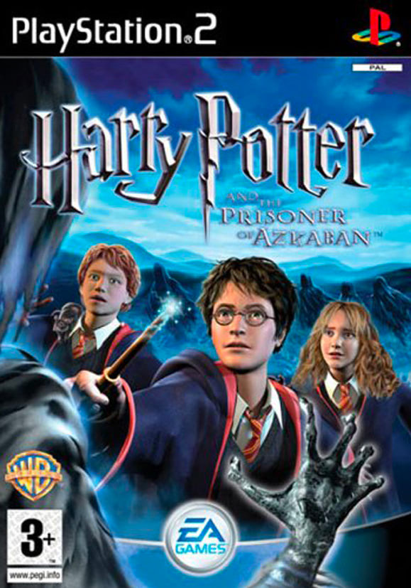 'Prisoner of Azkaban' video game
