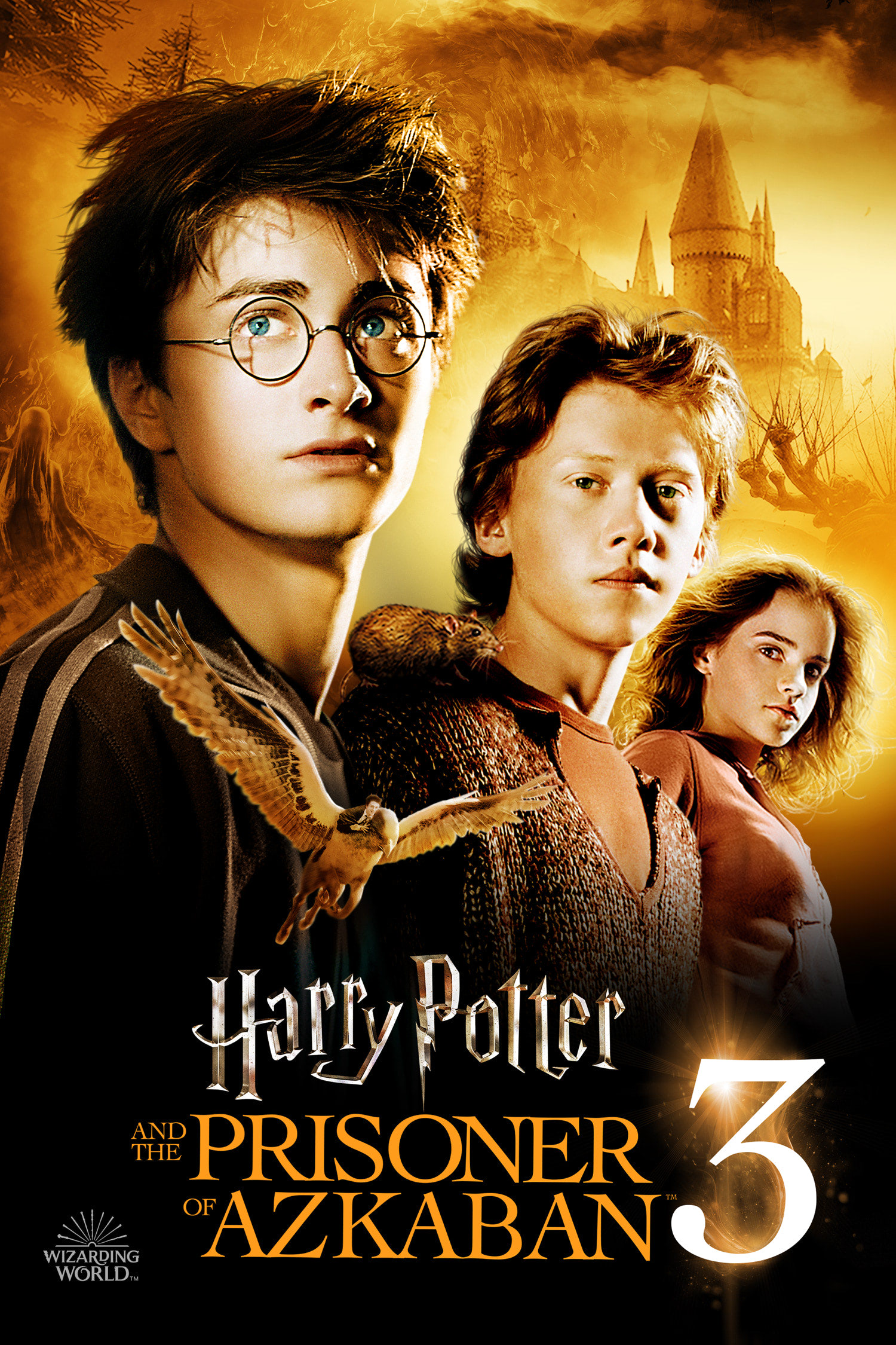 'Prisoner of Azkaban' Wizarding World poster