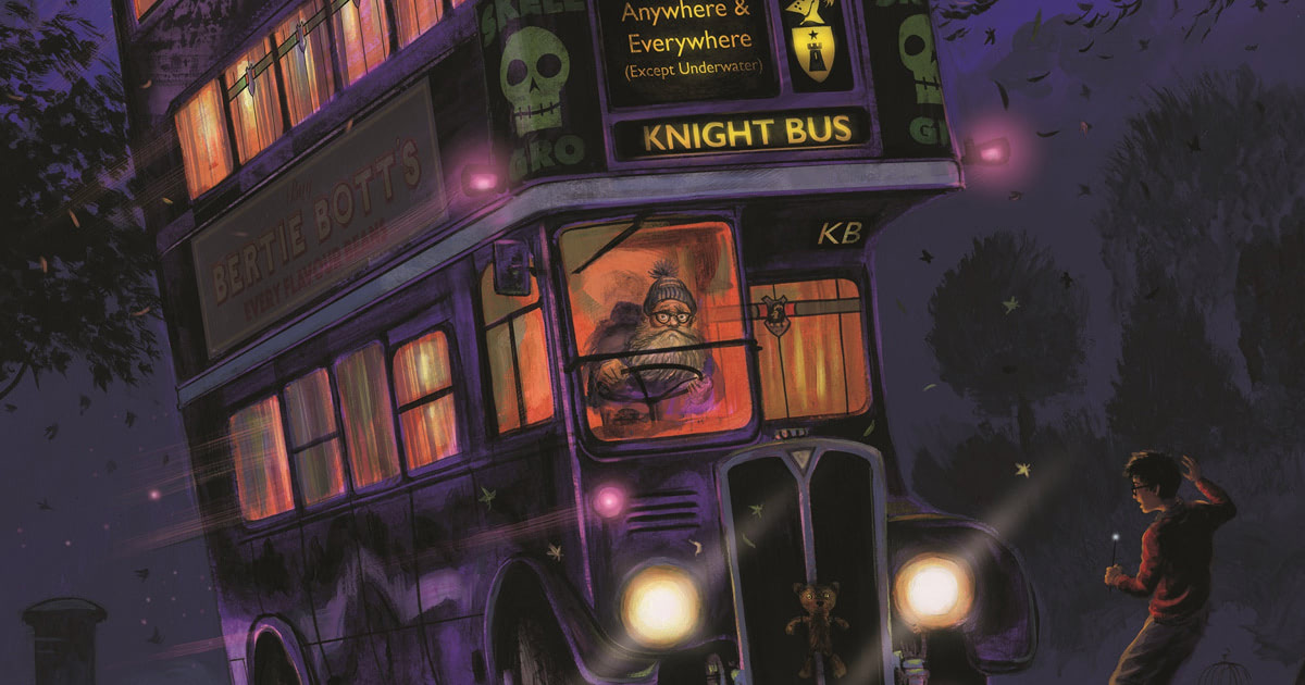 Cover artwork, release date, revealed for 'Prisoner of Azkaban' illustrated edition