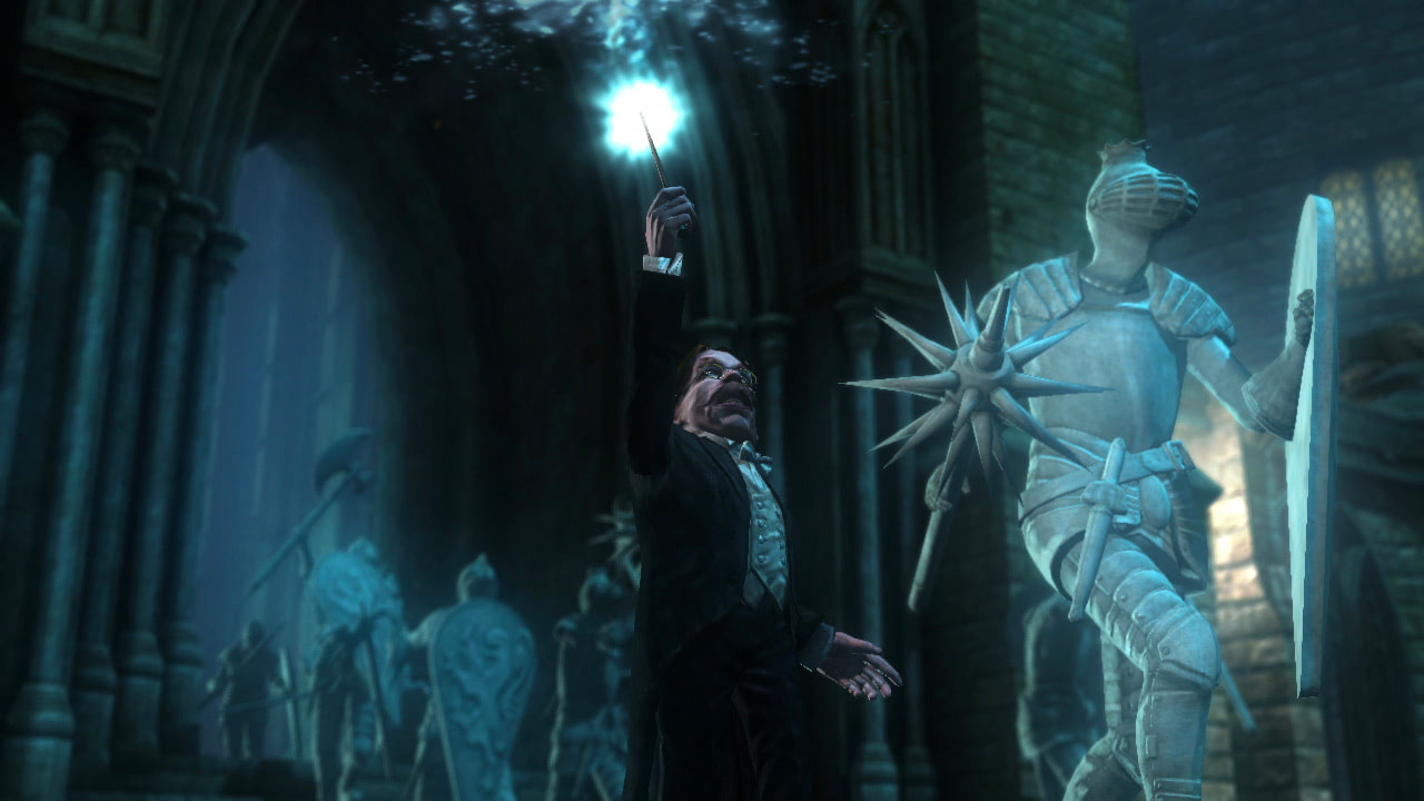Profesor Flitwick (Deathly Hallows: Part 2 video game)