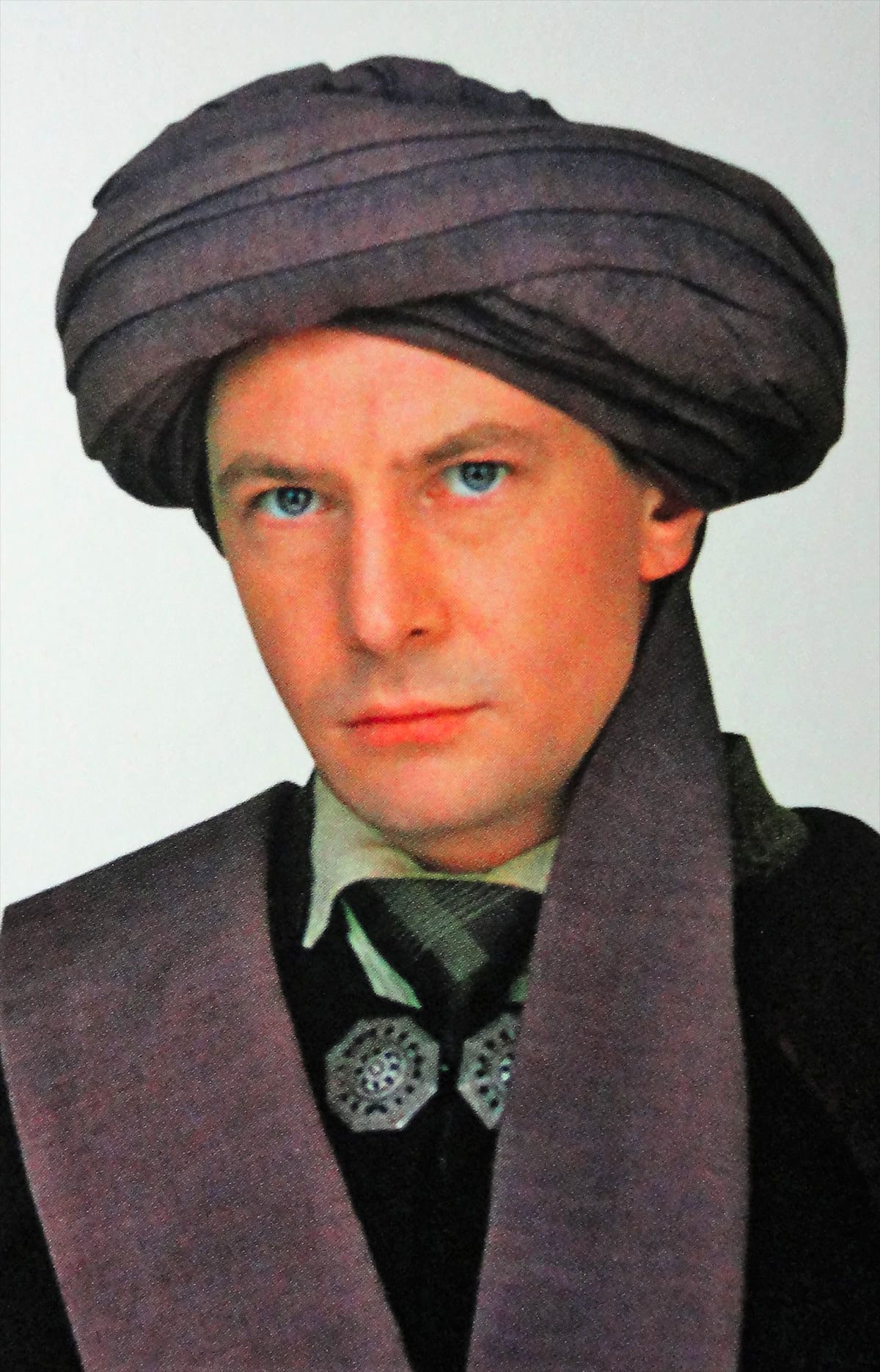 Portrait of Professor Quirrell