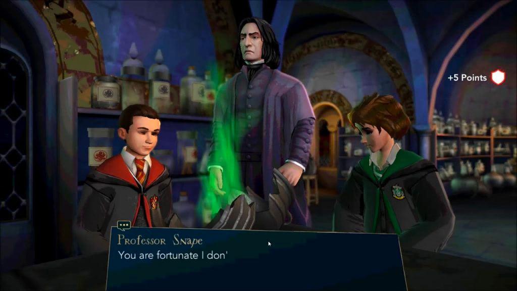 Professor Snape (Hogwarts Mystery)