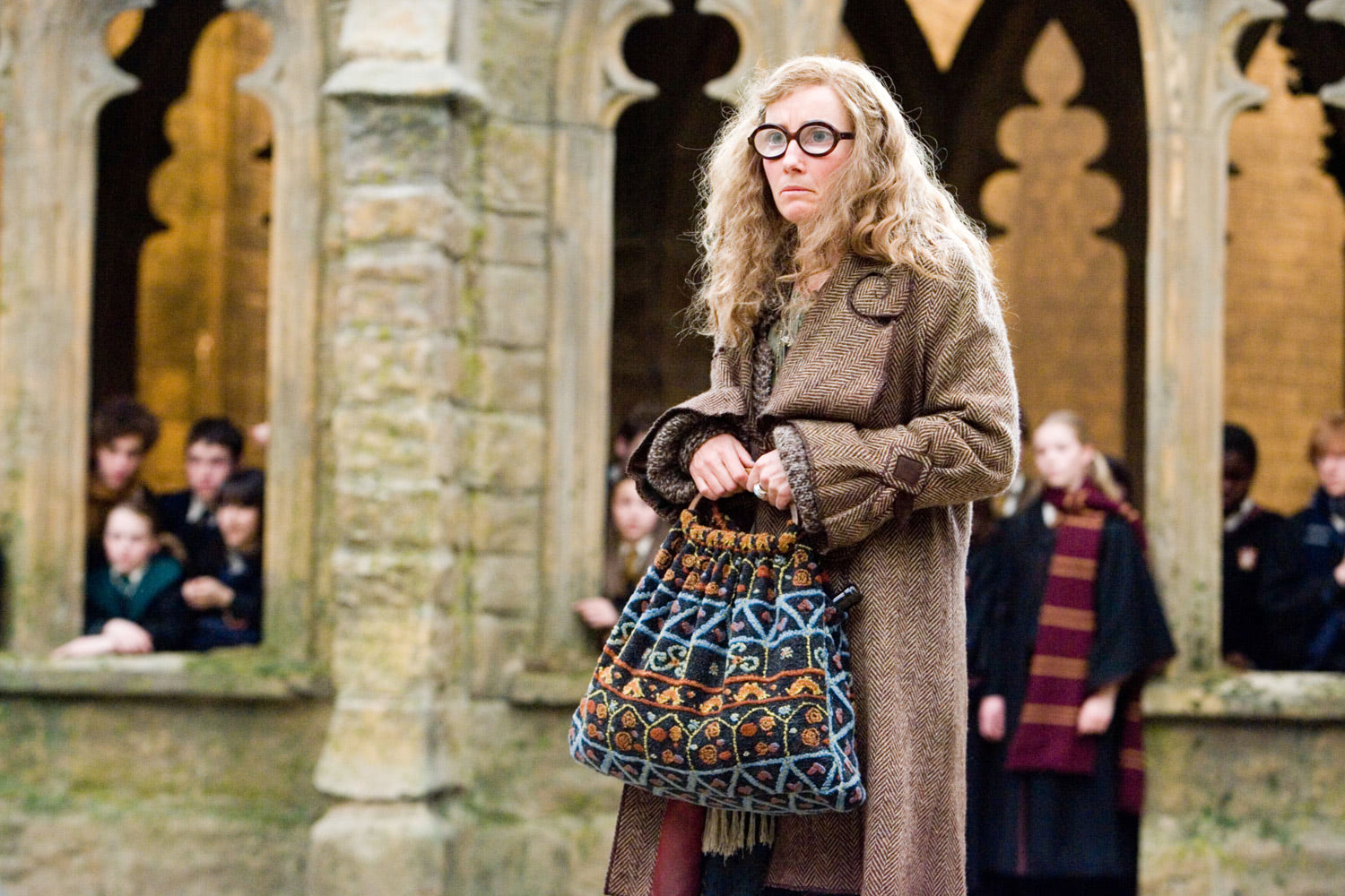 Professor Trelawney is sacked