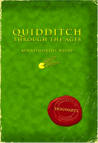 'Quidditch Through the Ages' UK edition