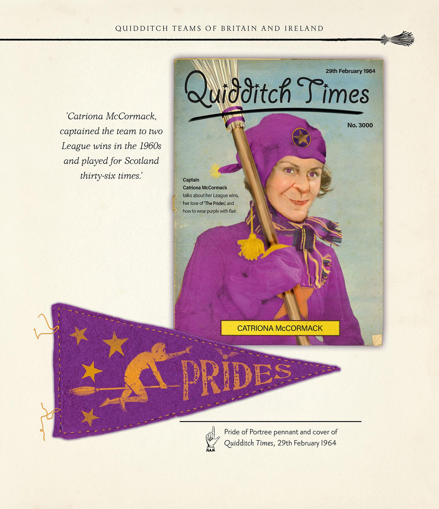 Quidditch Times Magazine