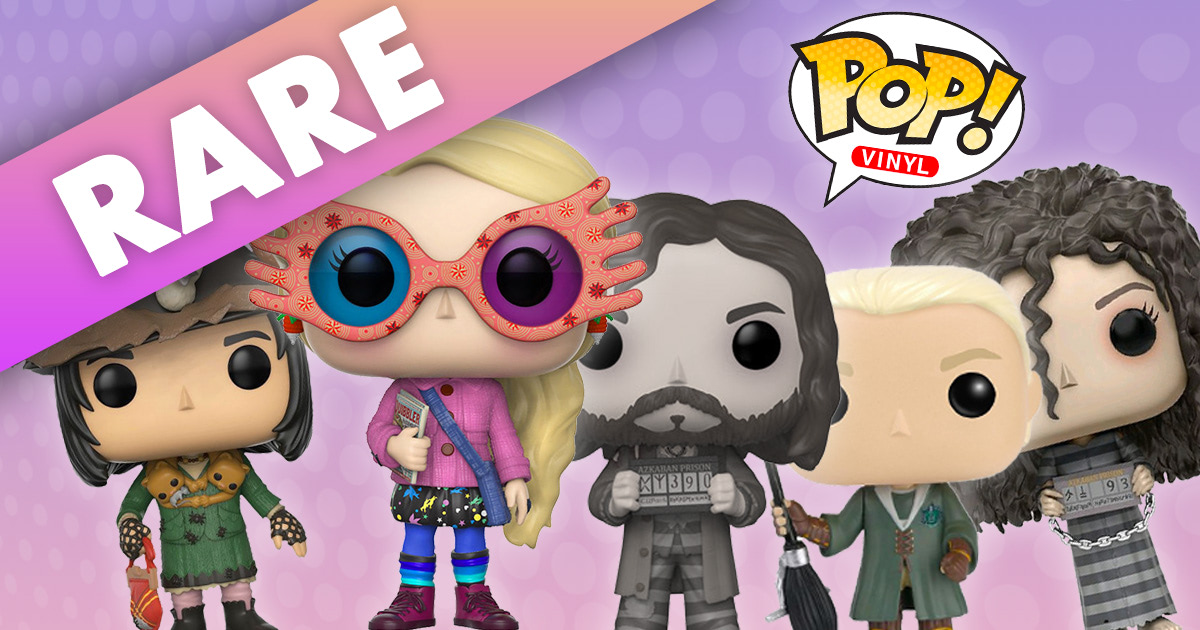 10 rarest 'Harry Potter' Funko Pop! characters (and where to get them)